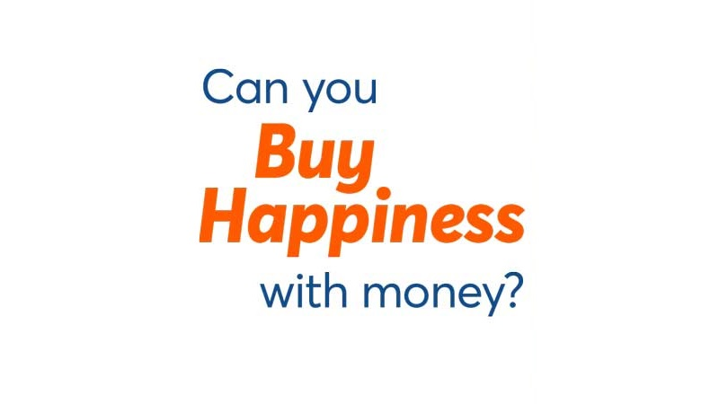 Can You BUY Happiness with Money?